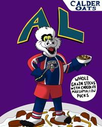 AHL MAX Defunct Edition: Al - Syracuse Crunch