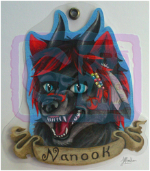 Nanook Badge