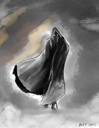 Doodling: The Stranger