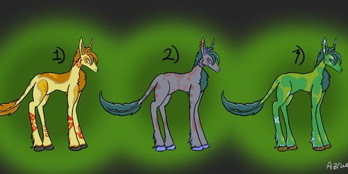 [OPEN]Caniquin Adopts Set 1