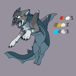 SharkCat auction