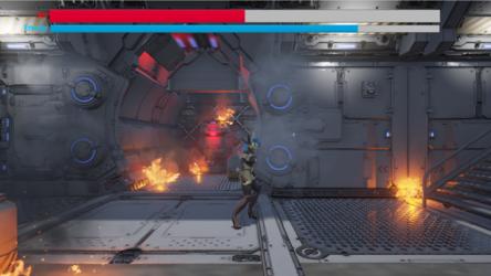 Gunbunny game screenshot
