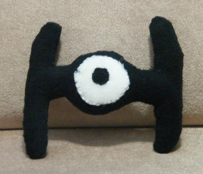 Unown H Plush