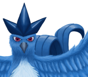 Drawn-Again Articuno