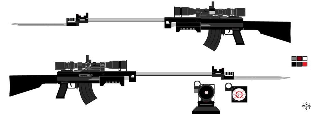 Arkc-10 Sniper Ref..