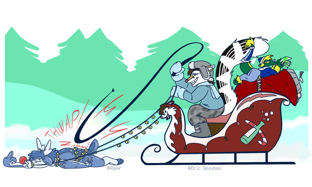 Gonna Need More Chrismas Spirit For This, by Kompy