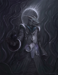 Cleric of the three moons
