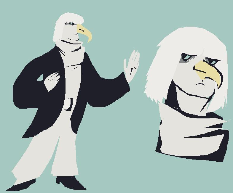 albatross person