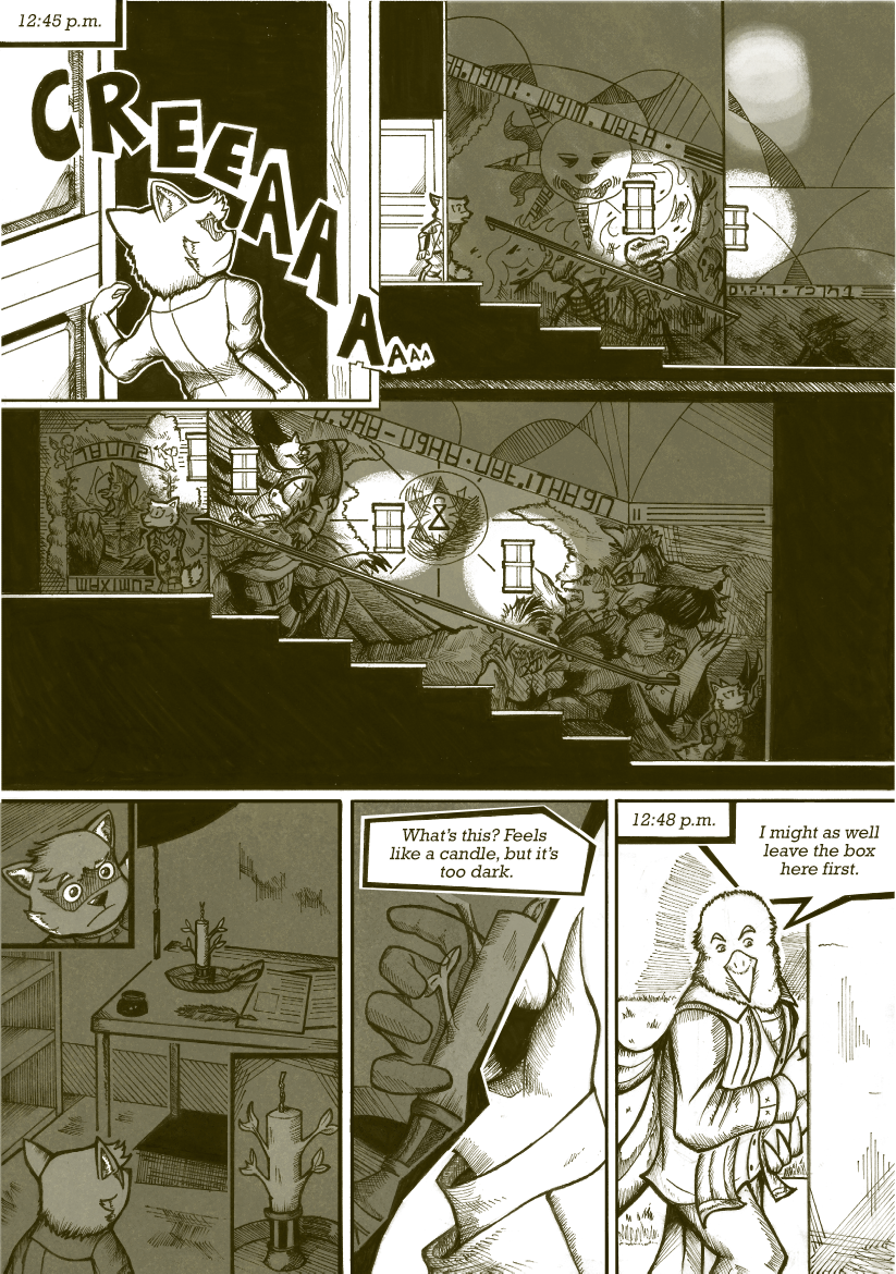 FAR AWAY Chapter 1 Page 27