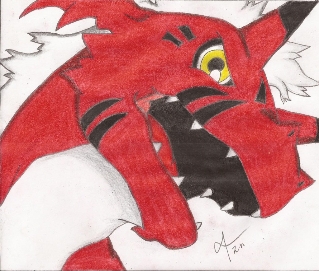 Most recent image: Growlmon