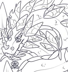Ice Dragon (WIP)