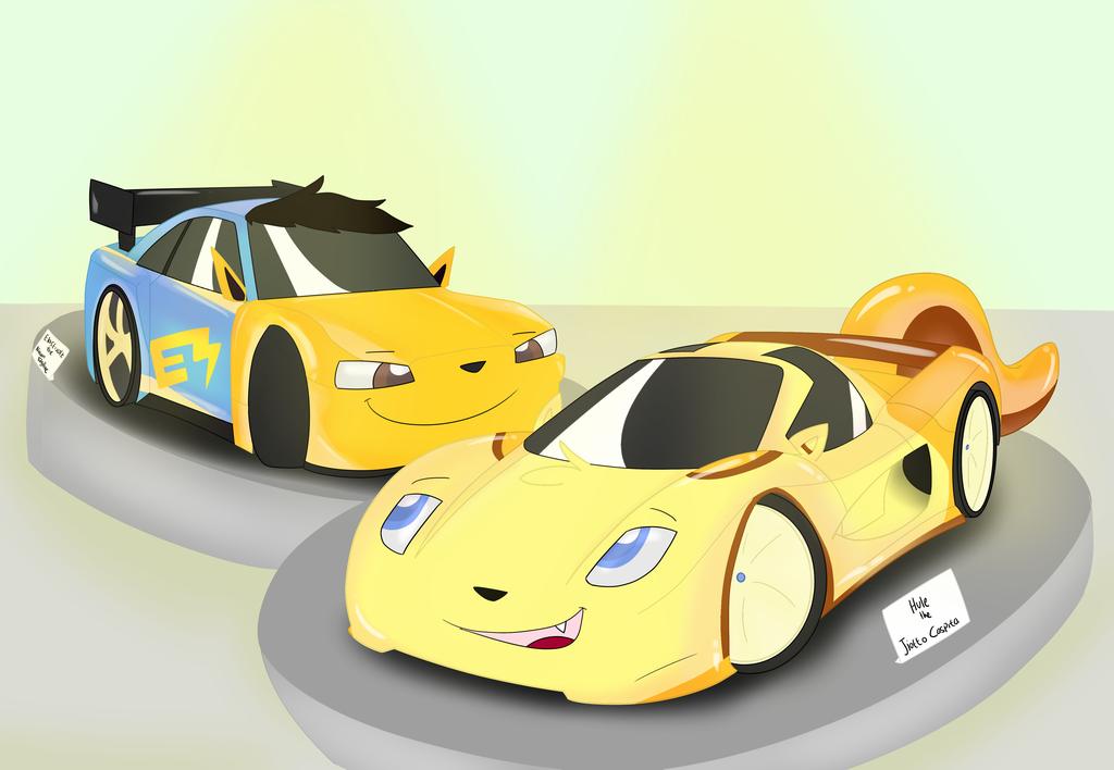 trade: Car Show By KanjoJolteon