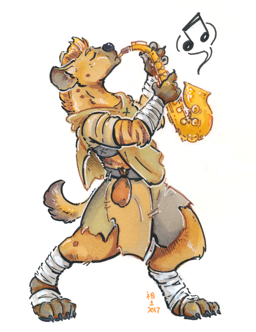 music for your gnoll