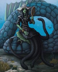 sea serpent queen