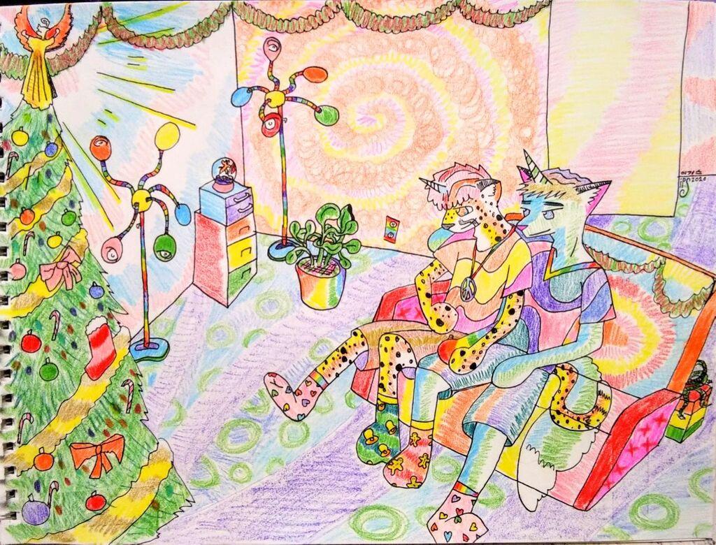Havin' a hip Holiday~