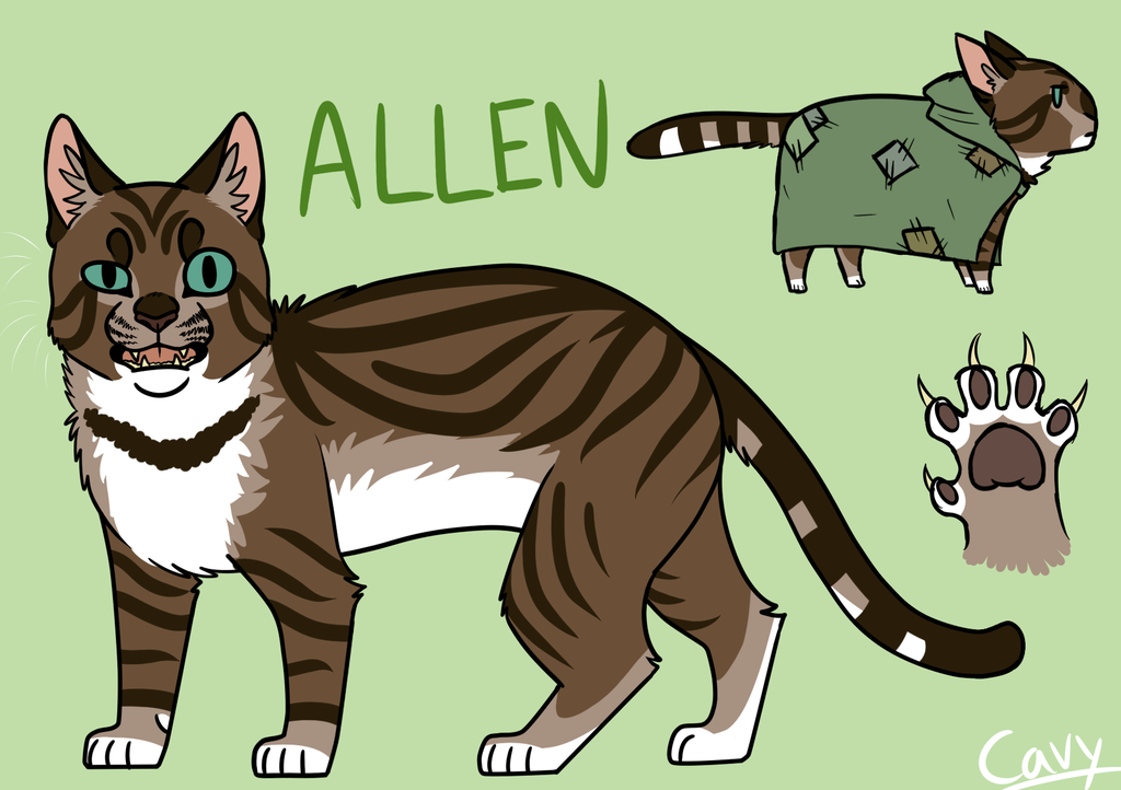 Allen Reference