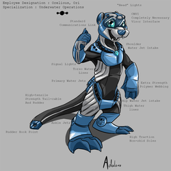 Commission - Orelious - Otterwater operations
