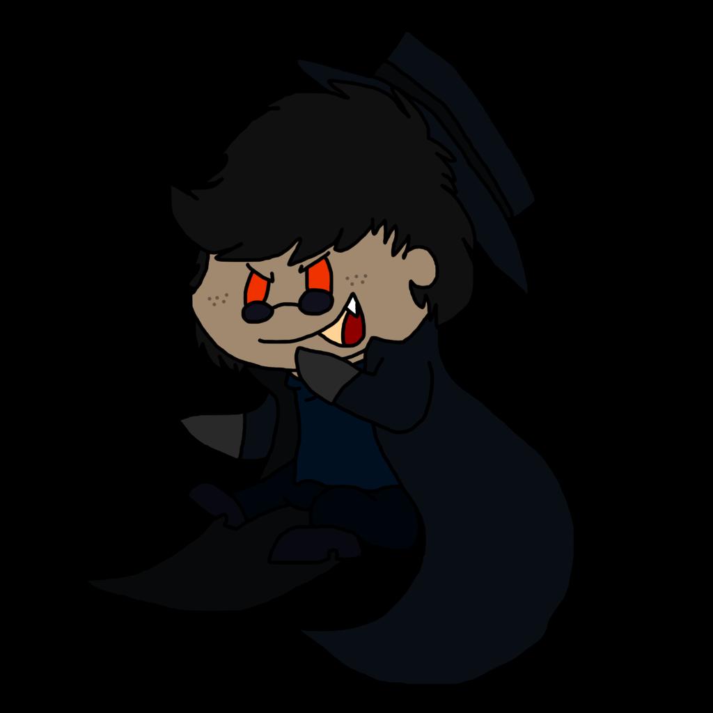 The Cutest Dhampir