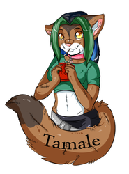 Tamale badge