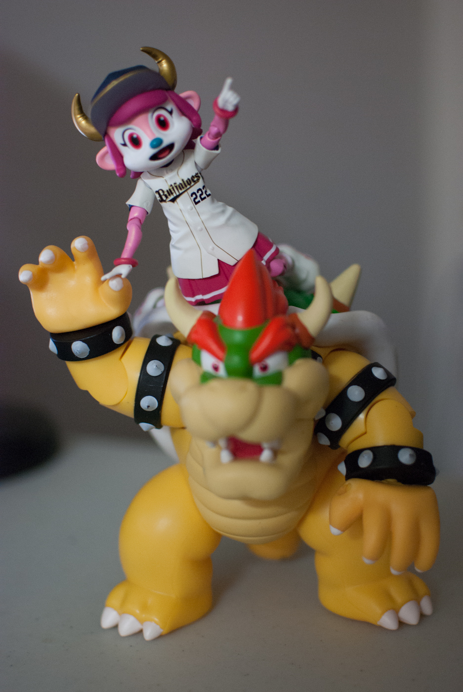 Most recent image: buffalo bell and bowser