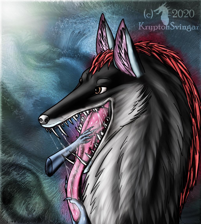 Warx - Gentle Rubs for Wolfo
