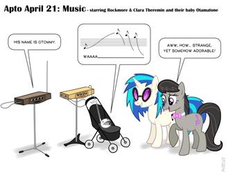 Apto April #21: Music