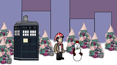 how the doctor saved christmas