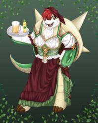 Mary the Barmaid