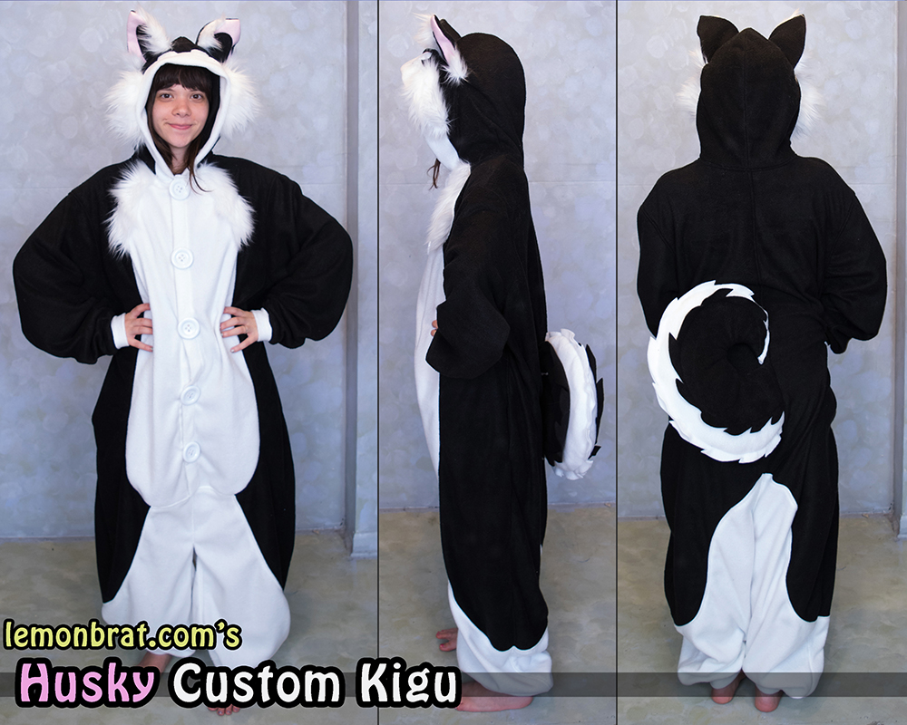 Husky Custom Kigu