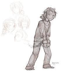 Young Keshimora Concept