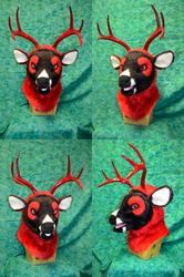 Yen the Red Money buck Head