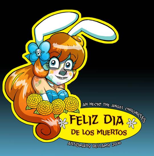 Felize Dia De Los Muertos