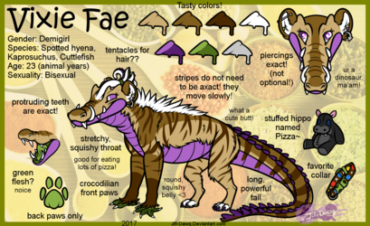 Vixie Fae Reference 2017