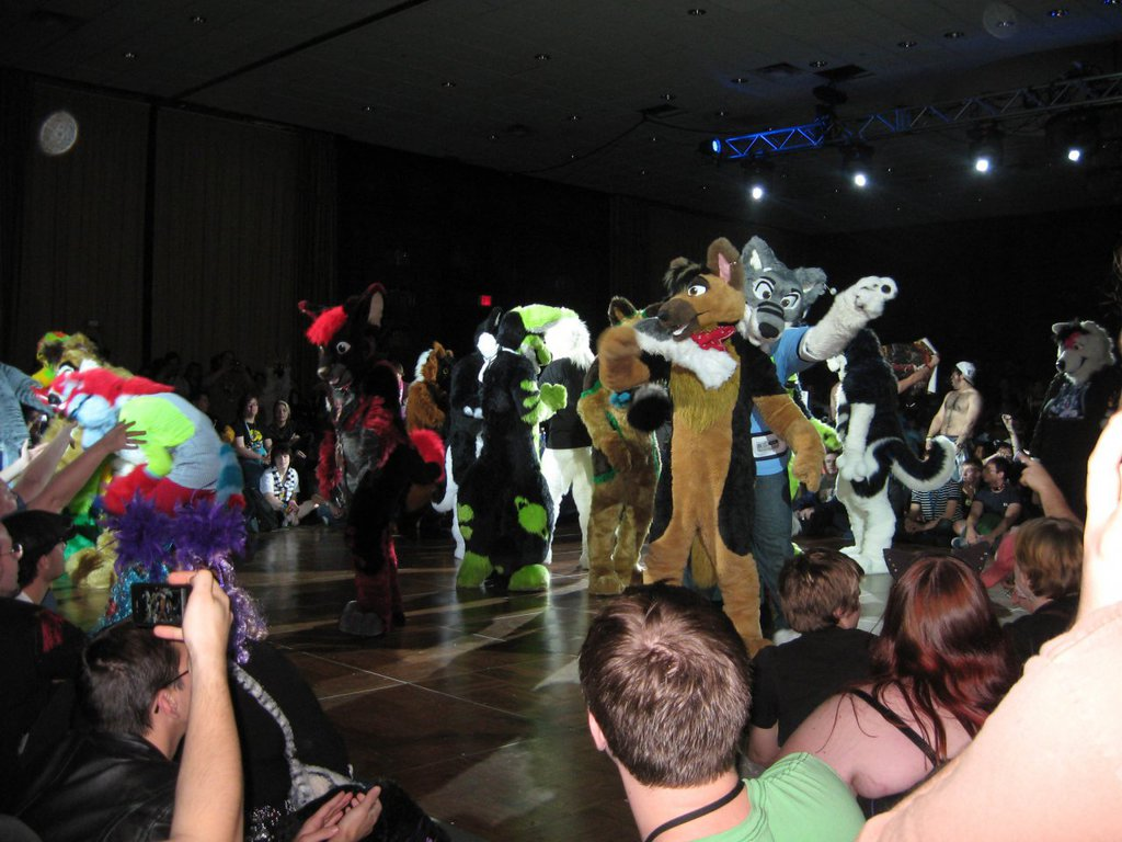 FWA 2012 - Day 2 - Dance Competition 1