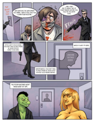 'Komos & Goldie' page by Bubbeh (2)