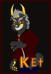 Ket Digital Badge