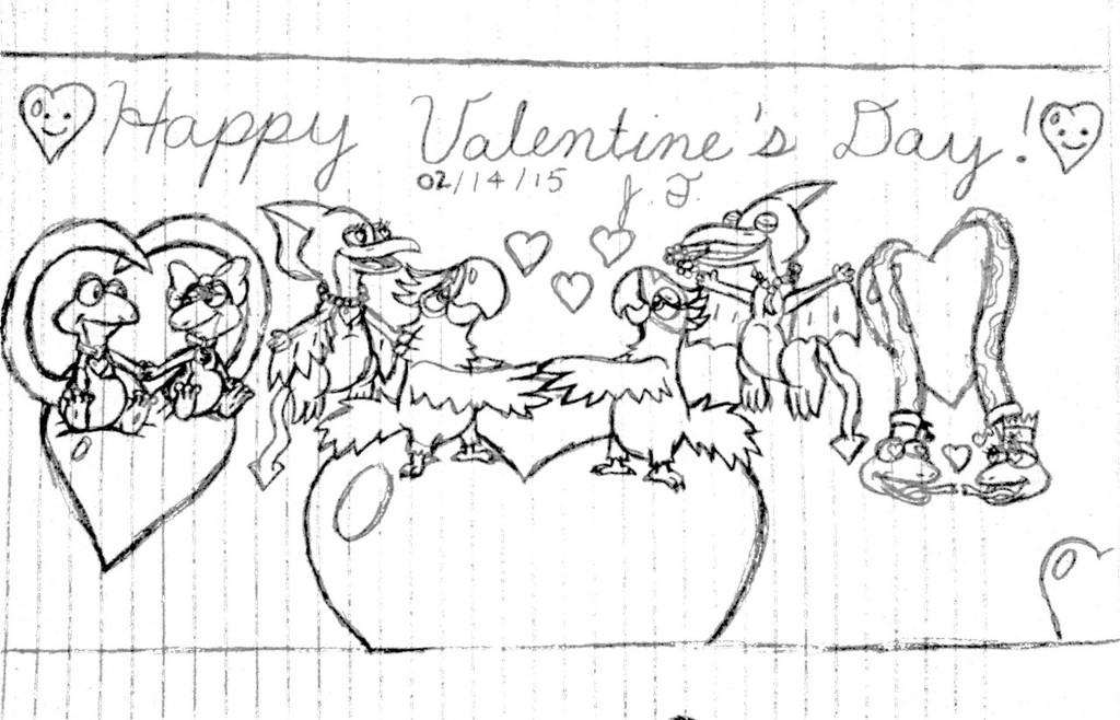 Happy Valentine's Day! 2015