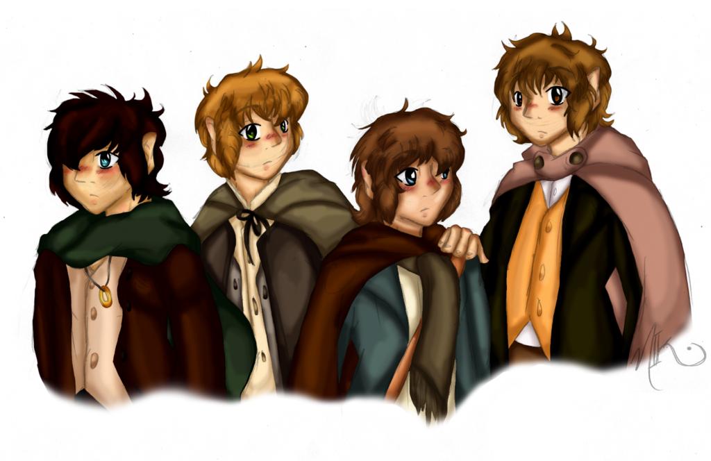 Most recent image: + Hobbits +