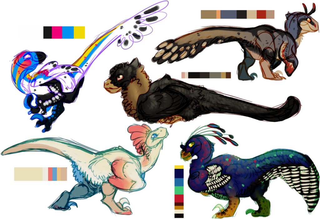 Most recent image: [A] MORE raptors - 3/5 OPEN