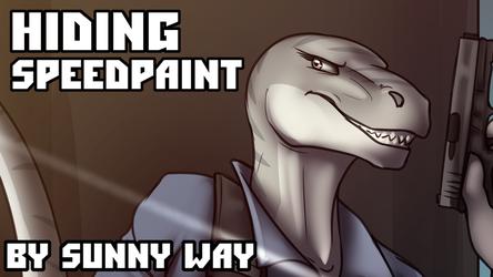 Hiding - Speedpaint