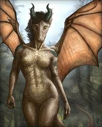 Freedom in Bronze, by Qarrezel