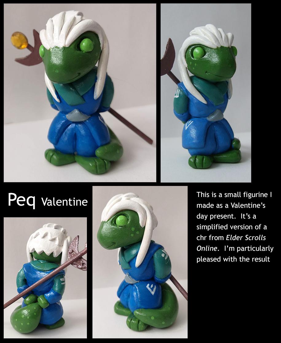 Most recent image: Peq Valentine