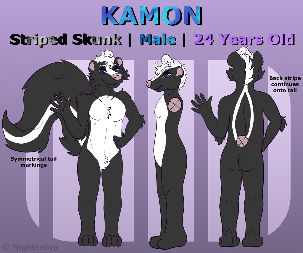 [C]Kamon Reference Sheet