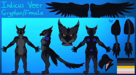 Indicus Veer Reference Sheet