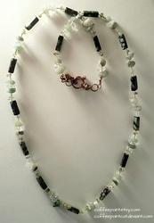 Green Harmony Necklace