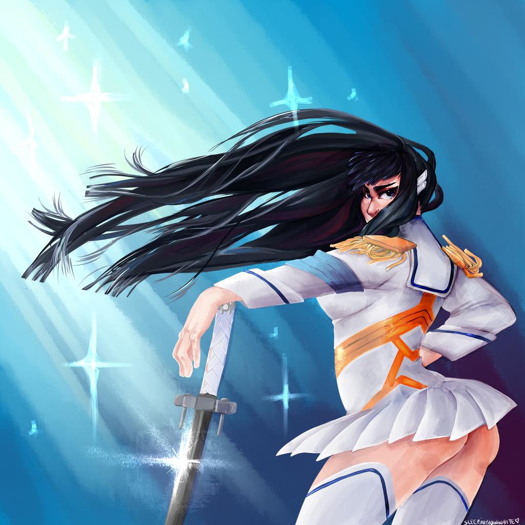 Kill la Kill: Kiryuin Satsuki