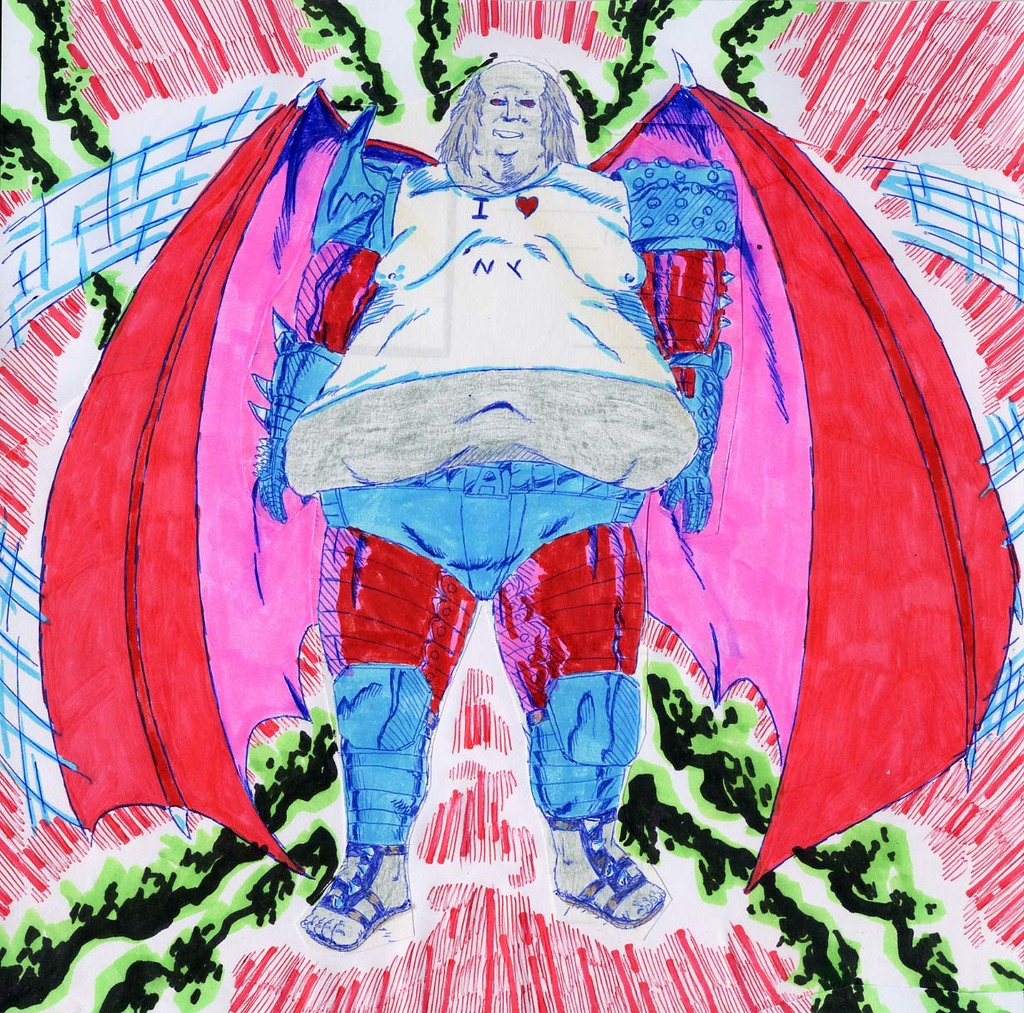Stygorr is a fat hero!