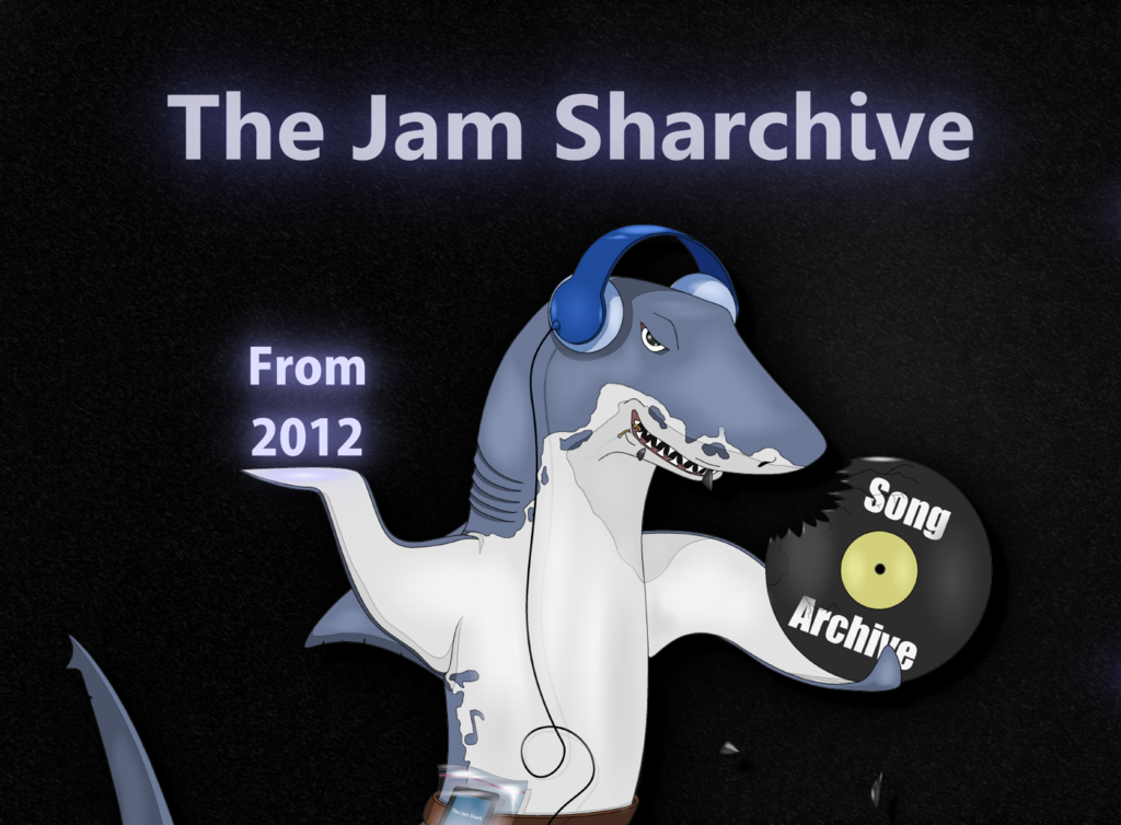 The Jam Shark - DJing In Slow Motion (Official Song) Archive ©
