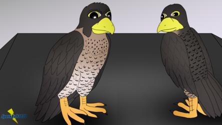 (COM) Falcon Experiment - Falcon TF (Page 2/2)