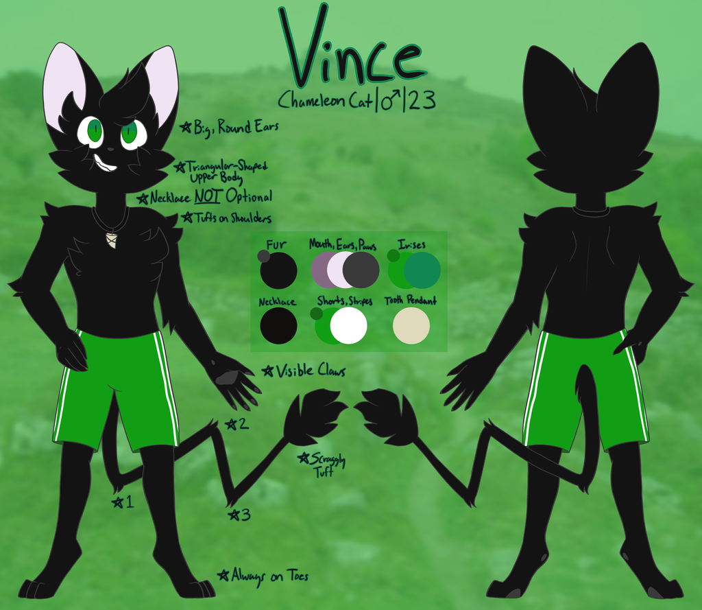 Vince [Reference]